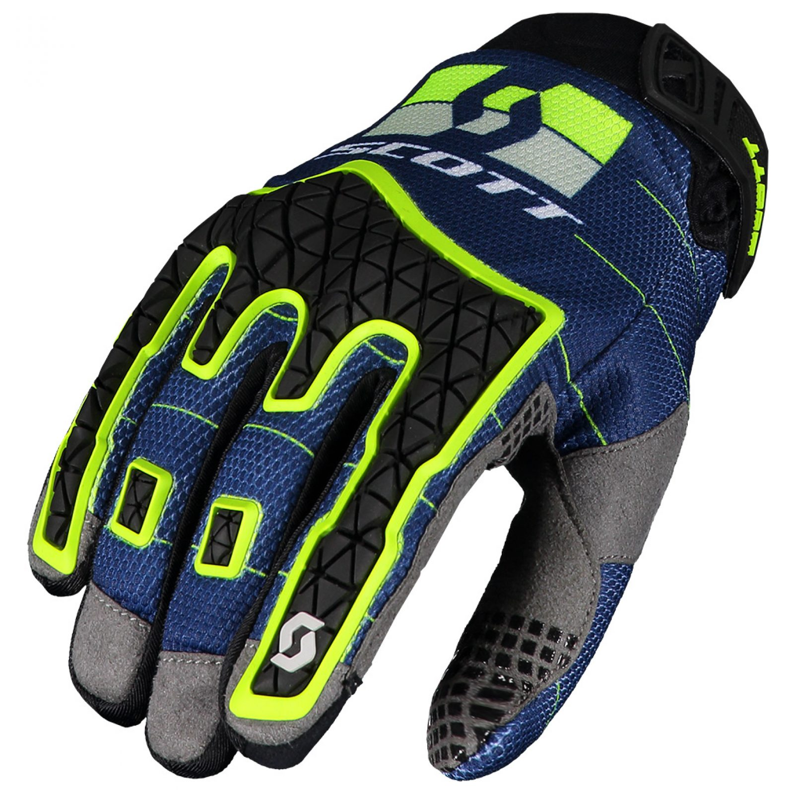 SCOTT-ENDURO-GLOVE_BLUE