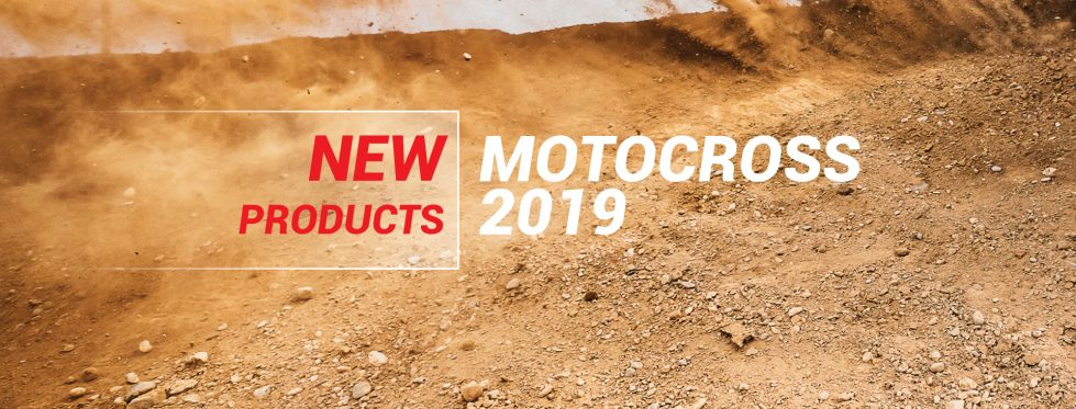 NEW 2019 MOTOCROSS PRODUCTS