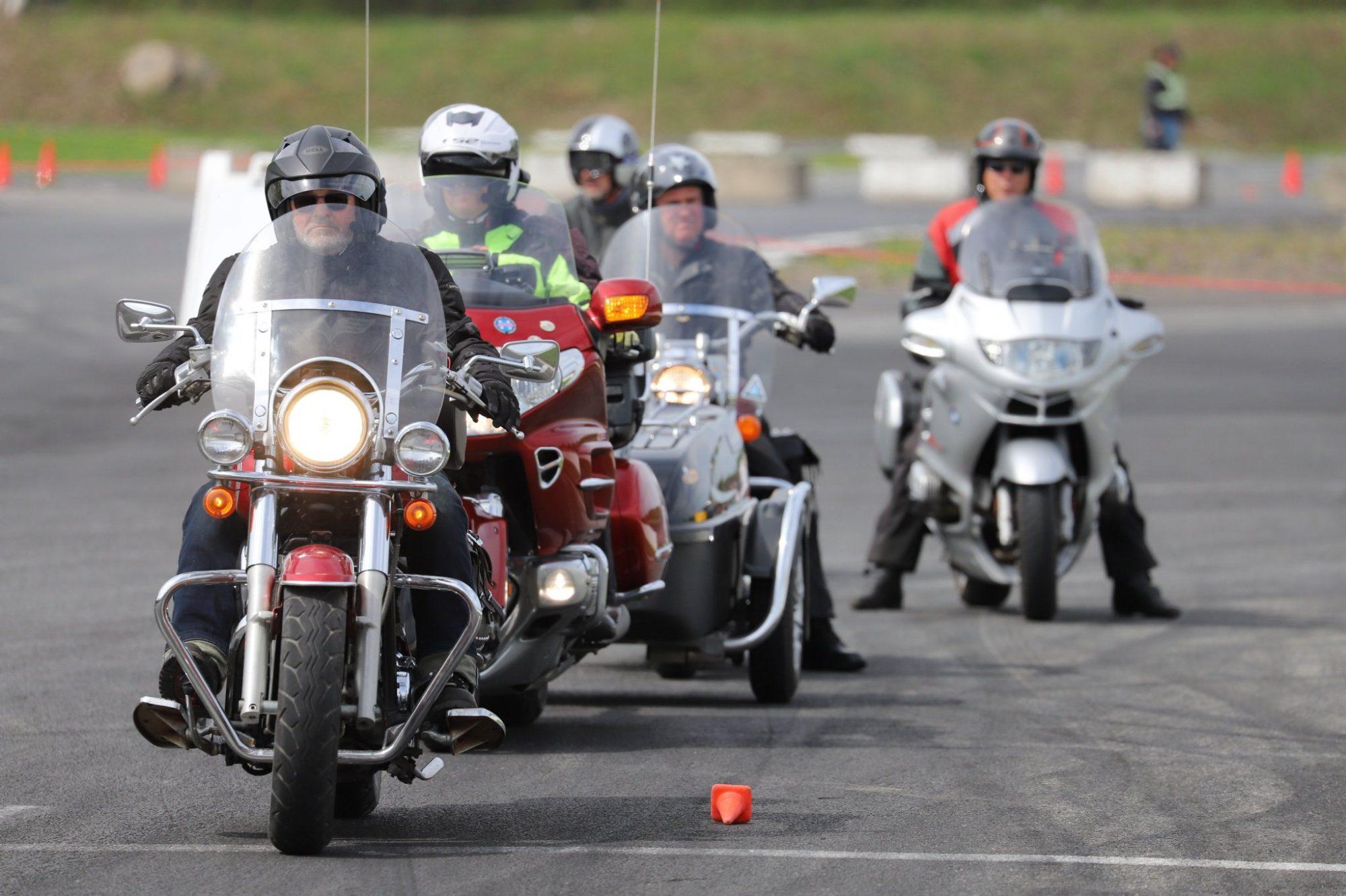 Journées de la sécurité à moto