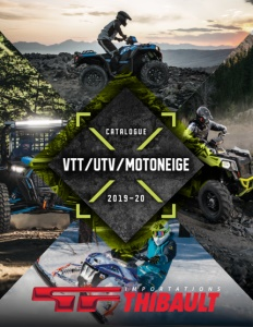 VTT – UTV – Motoneiges 2019-2020