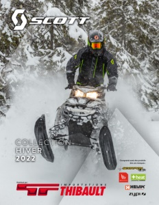 Collection Hiver 2022 SCOTT