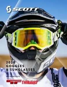 2020 SCOTT Goggles