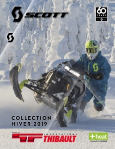 Collection Hiver 2019 SCOTT