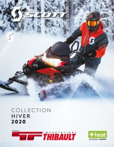 Collection Hiver 2020 SCOTT