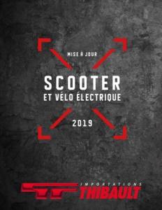 Scooter – Mise à jour 2019