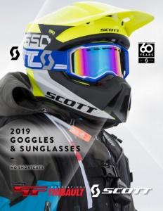 2019 SCOTT Goggles & Sunglasses