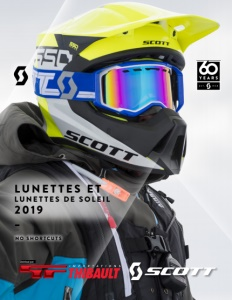 SCOTT – LUNETTES 2019