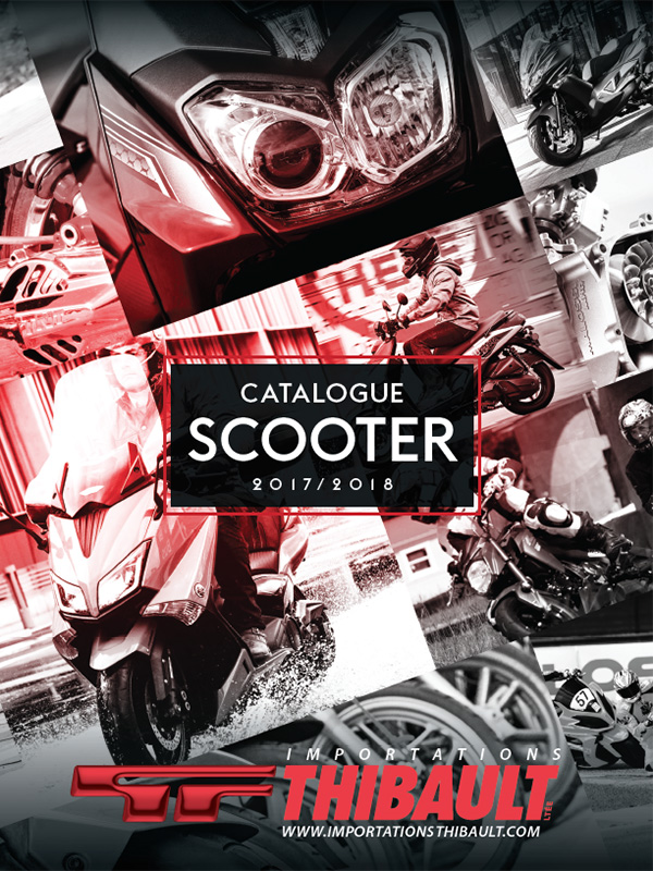 CATALOGUE SCOOTER – 2017