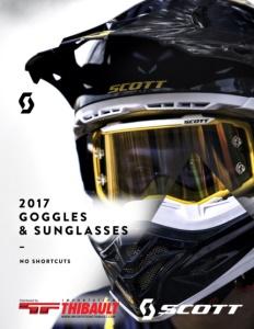 SCOTT – GOGGLES 2017