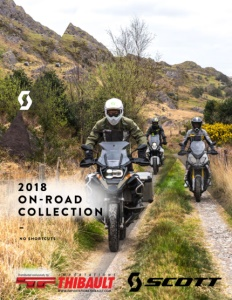 2018 SCOTT On-Road Collection