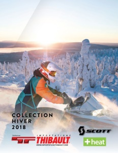 Collection Hiver 2018 SCOTT