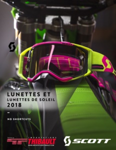 SCOTT – LUNETTES 2018