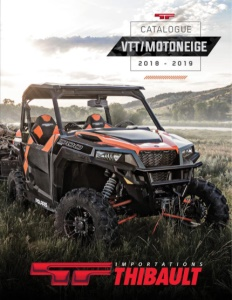 VTT – Motoneiges 2018